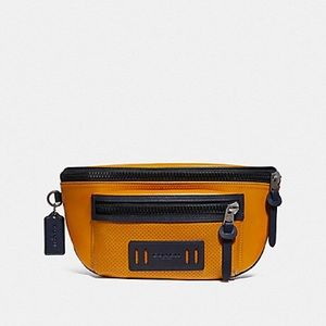 SUPER SALE ‼️ COACH MEN BELT BAG | FANNY PACK